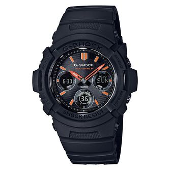 Casio G-Shock Fire Package Men's Black Resin Strap Watch - Product number 9790152