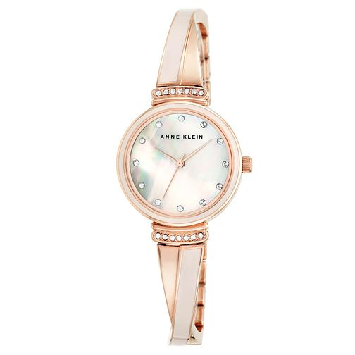 Anne Klein Rose Gold-Tone Bangle Watch - Product number 9790810