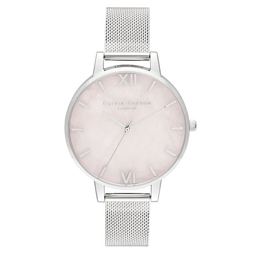 Olivia Burton Semi Precious Stainless Steel Bracelet Watch - Product number 9791213