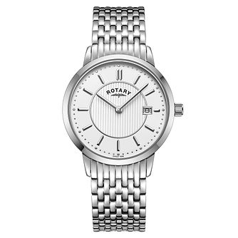 Rotary Men's Stainless Steel Bracelet Watch - Product number 9794131