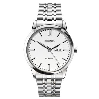 458300212826 Sekonda Men s Stainless Steel Bracelet Watch - Product number 9795189