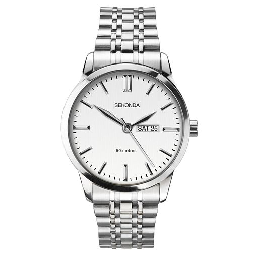 Sekonda Men's Stainless Steel Bracelet Watch - Product number 9795189