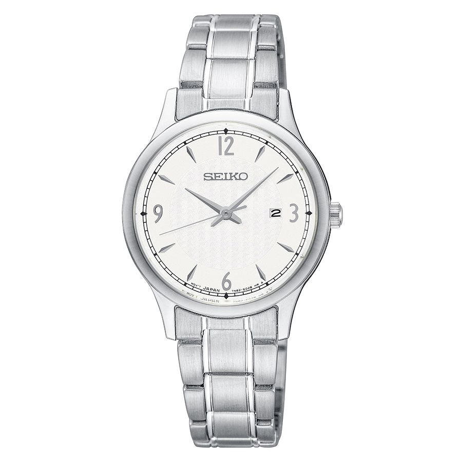 Seiko Ladies' Stainless Steel Bracelet Watch - Product number 9795308