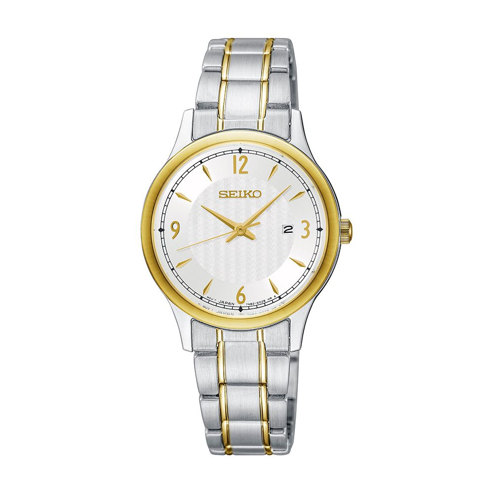 Seiko Ladies' Two-Tone Stainless Steel Bracelet - Product number 9795316