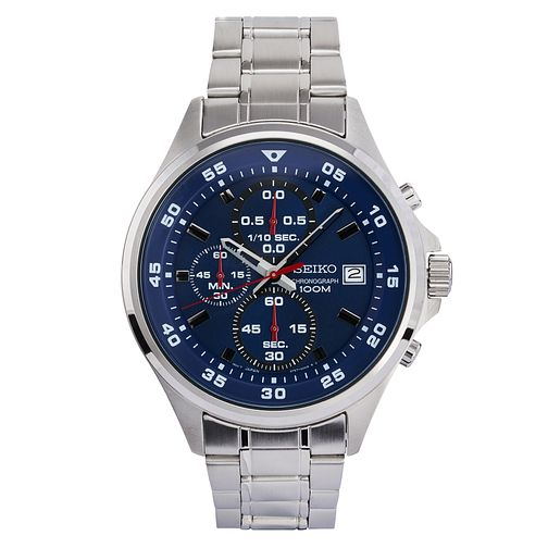 Seiko Men's Stainless Steel Bracelet Watch - Product number 9795375