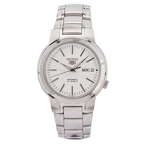 Seiko Sports 5 Men's Stainless Steel Bracelet Watch - Product number 9795472