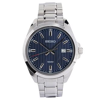 Seiko Men's Stainless Steel Bracelet Watch - Product number 9795596