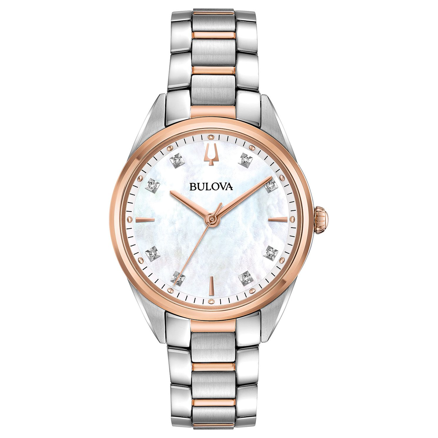Bulova Ladies' Classic Sutton Mother of Pearl Dial Watch - Product number 9795707