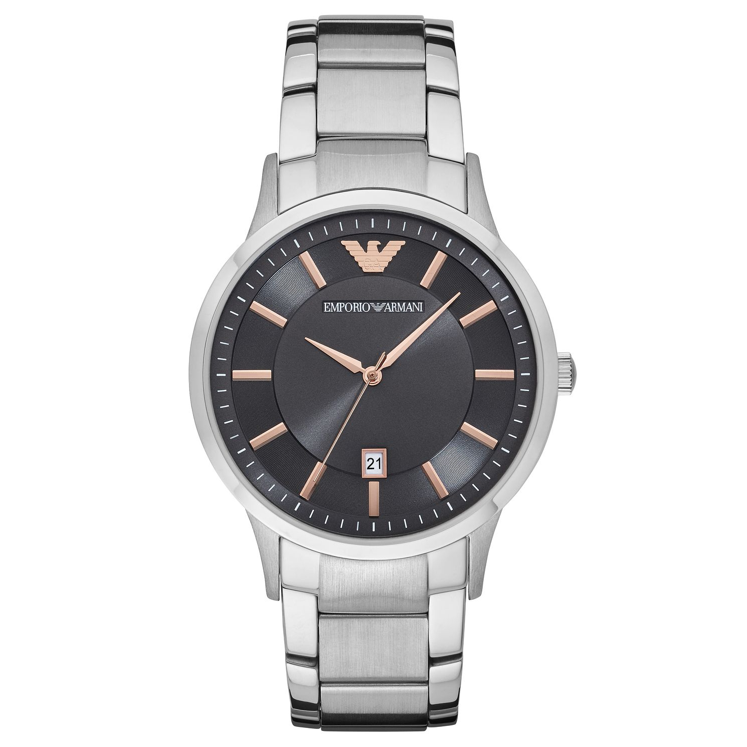 Emporio Armani Men's Stainless Steel Bracelet Watch - Product number 9799052