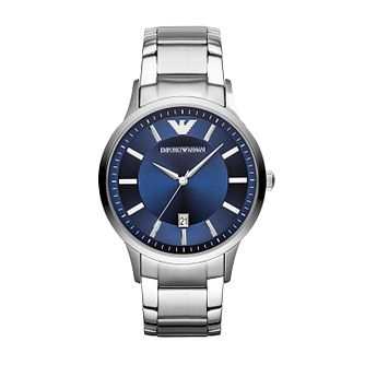 Emporio Armani Men's Stainless Steel Bracelet Watch - Product number 9799079