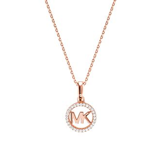 Michael Kors Rose Gold Plated Pendant - Product number 9800867