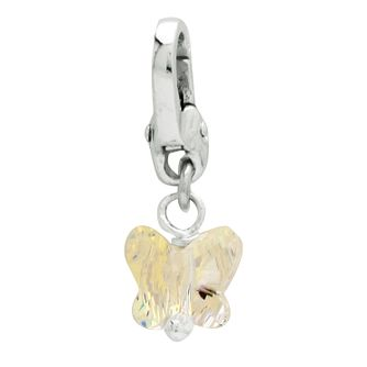 Charmed Memories Swarovski Crystal Butterfly Bead - Product number 9802398
