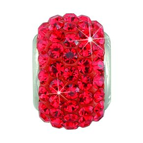 Charmed Memories Red Crystal Bead - Product number 9803181