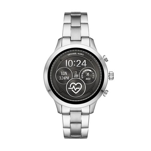 Michael Kors Access Runway Gen 4 Stainless Steel Watch - Product number 9804676