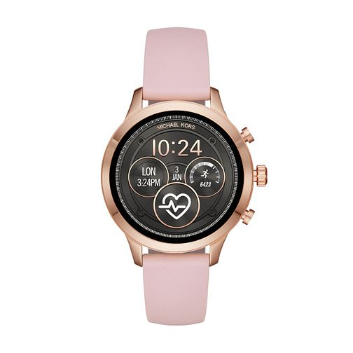 Michael Kors Gen 4 Ladies' Runway Rose Gold Tone Smartwatch - Product number 9804706