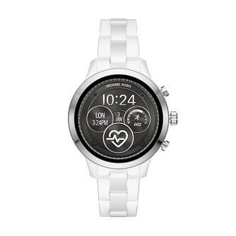 Michael Kors Runway Gen 4 Ceramic Bracelet Smartwatch - Product number 9804722