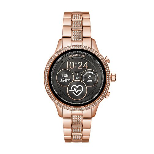 Michael Kors Access Runway Gen 4 Rose Gold Tone Watch - Product number 9804730