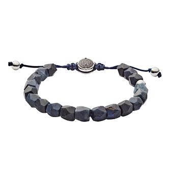 Diesel Blue Bead Bracelet - Product number 9805699