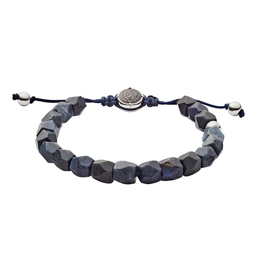 Fossil Blue Bead Bracelet - Product number 9805699