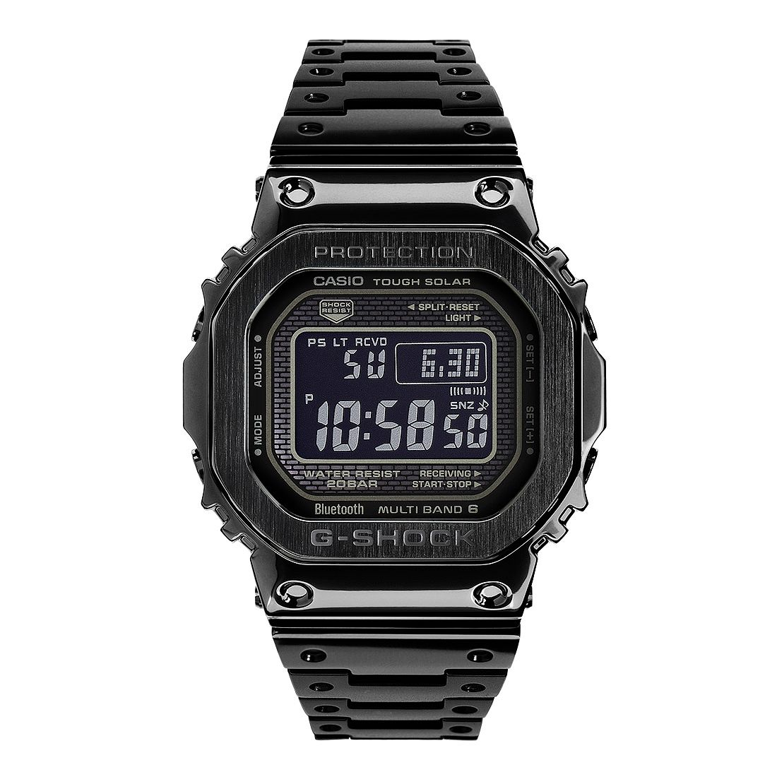 Casio G-Shock Full Metal Men's Ion Plated Bracelet Watch - Product number 9806121