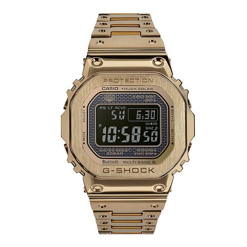 321a371bae45 Casio G-Shock Full Metal Men s Gold Plated Bracelet Watch - Product number  9806148