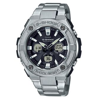 Casio G-Shock G-Steel Men's Stainless Steel Bracelet Watch - Product number 9806172