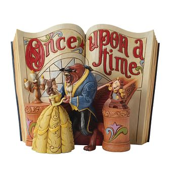 Disney Traditions Love Endures Beauty & The Beast Figurine - Product number 9820736