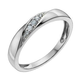 Chamilia Disney Beauty And The Beast Tree Of Life Wedding Ring